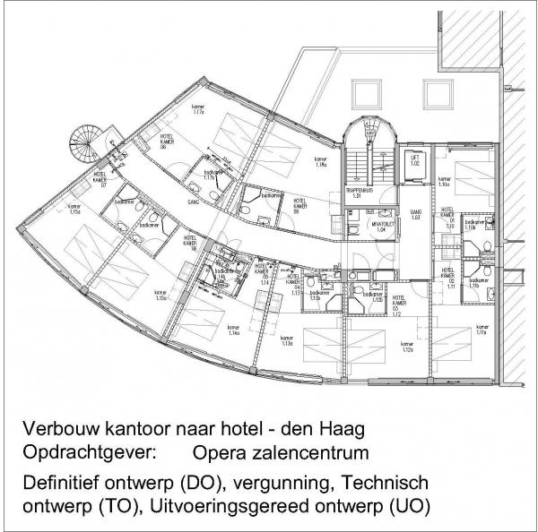 Hotel Fruitweg Den Haag