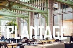 Artis Plantage Kerklaan Amsterdam verbouw ledenlokaal