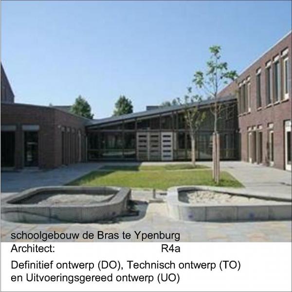 Nieuwbouw schoolgebouw De Bras Ypenburg