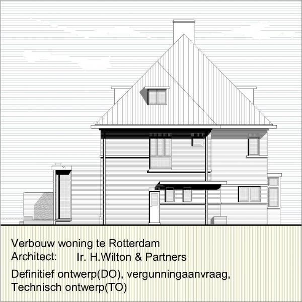 Woning Emmalaan Rotterdam