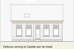 Verbouw woning Capelle aan de IJssel