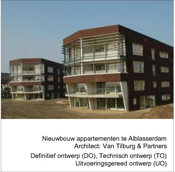 Appartementengebouwen Alblasserdam