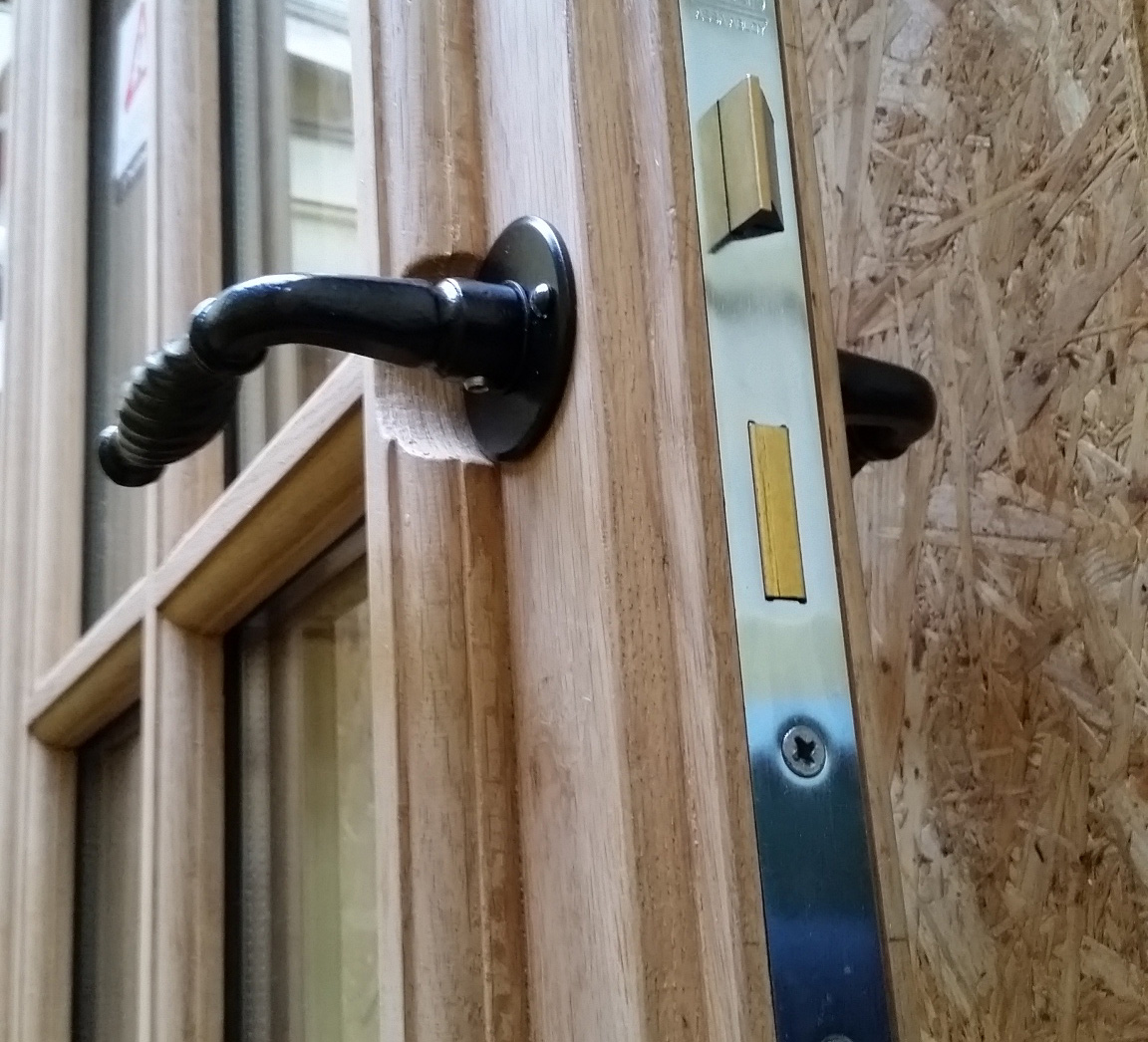 deur detail