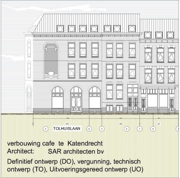 Café Tolhuislaan Katendrecht Rotterdam