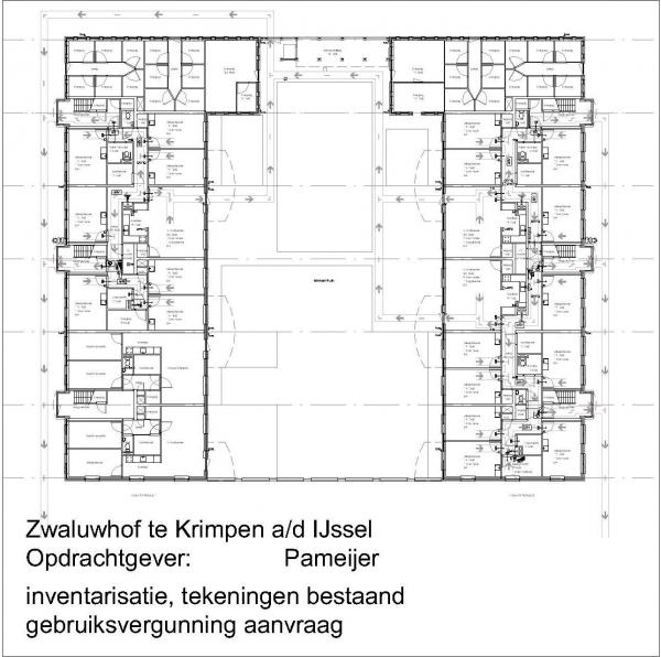 Gezinsvervangend tehuis Zwaluwhof Krimpen a/d IJssel